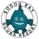 SOGOD BAY SCUBA RESORT LOGO