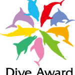 Dive Awardのロゴの件