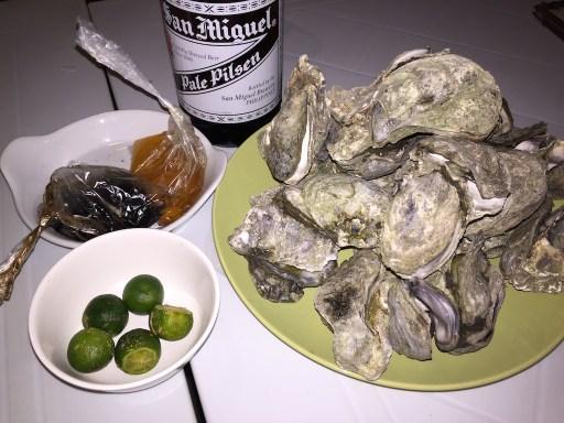 リロアンのTALABA(牡蠣)