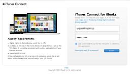 Apple IDとパスワードでログインするためのページ
