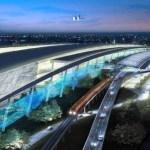ジャカルタ空港の第三ターミナル