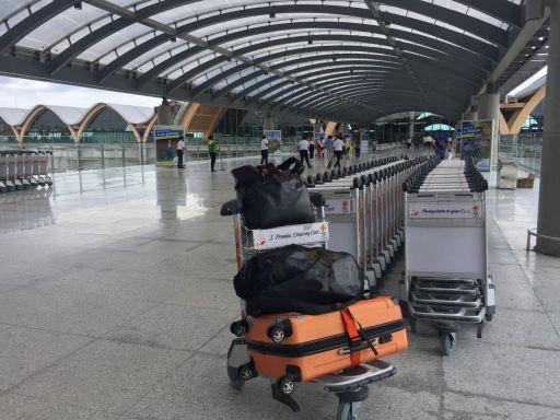 セブのマクタン国際空港(ラプラプ国際空港)