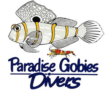 Paradise Gobies Diversのロゴ