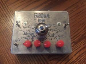 Chrisopher Timko - Frackquake - Frog Tube Preamp Build