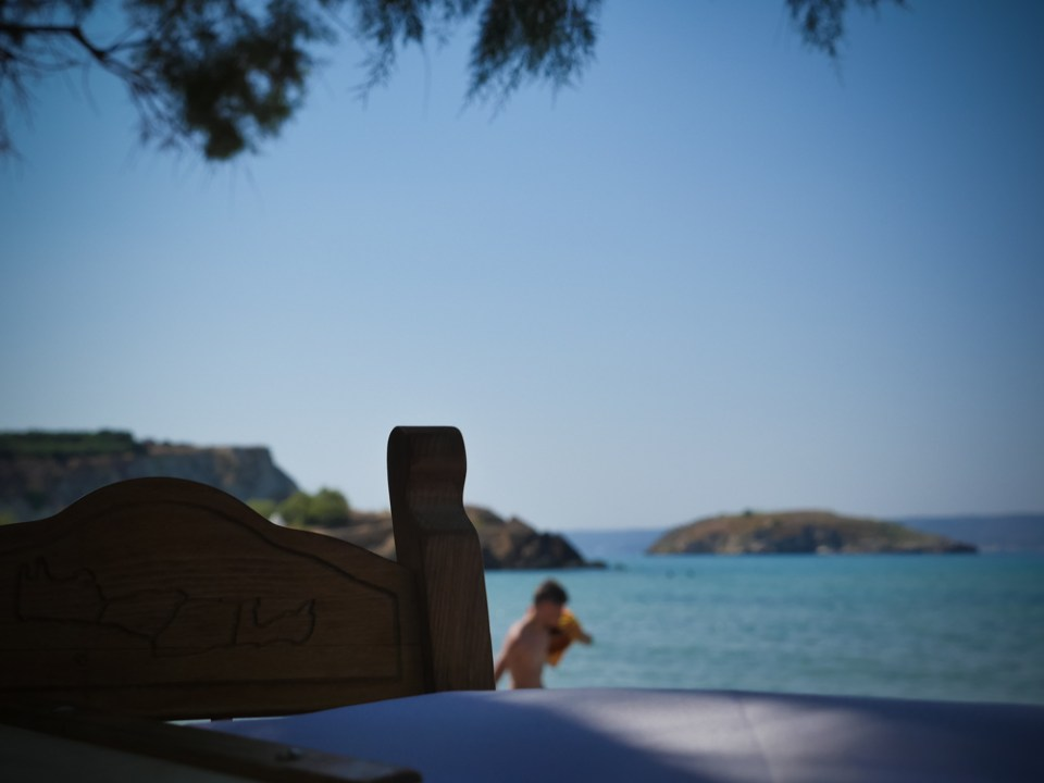 sea view Crete