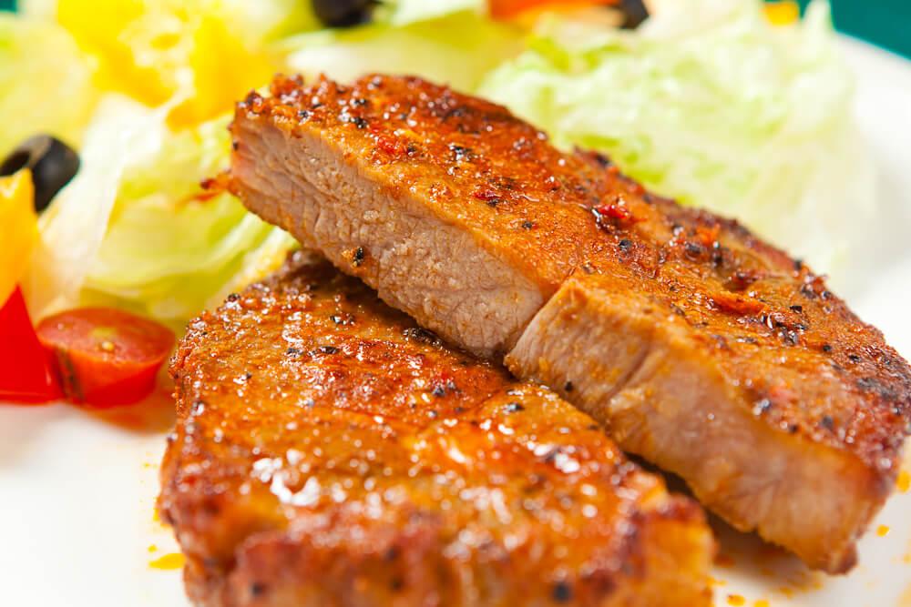 德國梅花豬排German Pork Steak