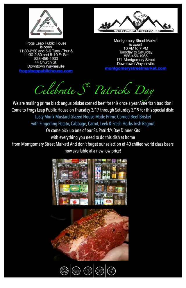 St Patricks Day Poster 2 JPG