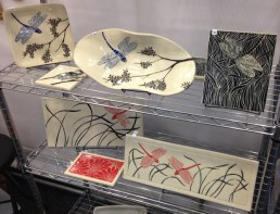 Booth display, Craft Vermont 2014