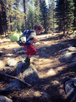 rock-hopping