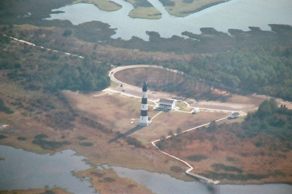 Aerial Photos - Cape Hatteras & Bodie Island Lighthouses Plus More! (5/6)