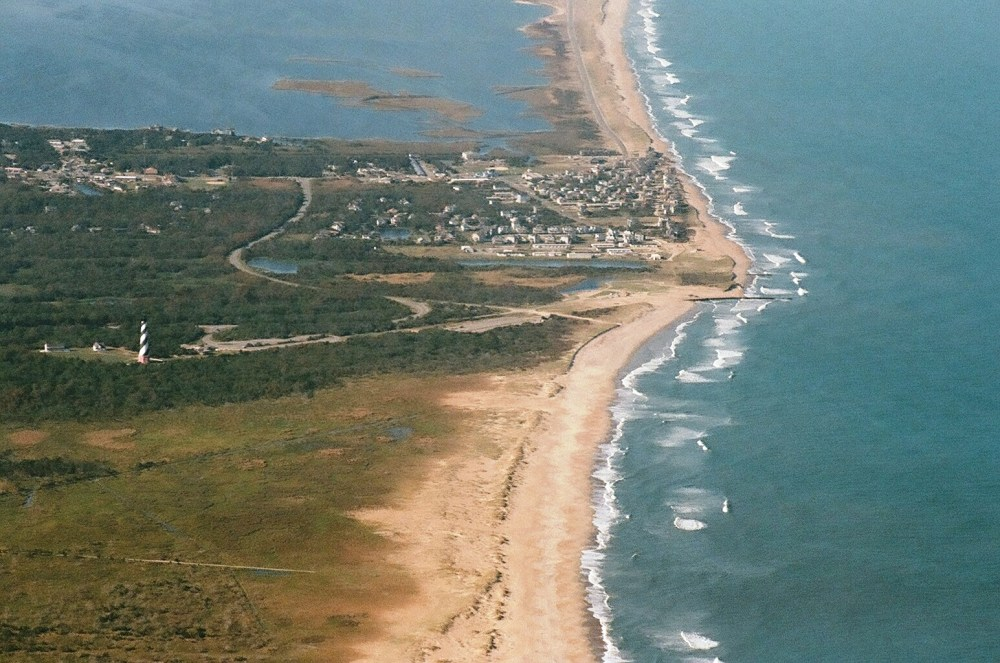 Aerial Photos - Cape Hatteras & Bodie Island Lighthouses Plus More! (3/6)