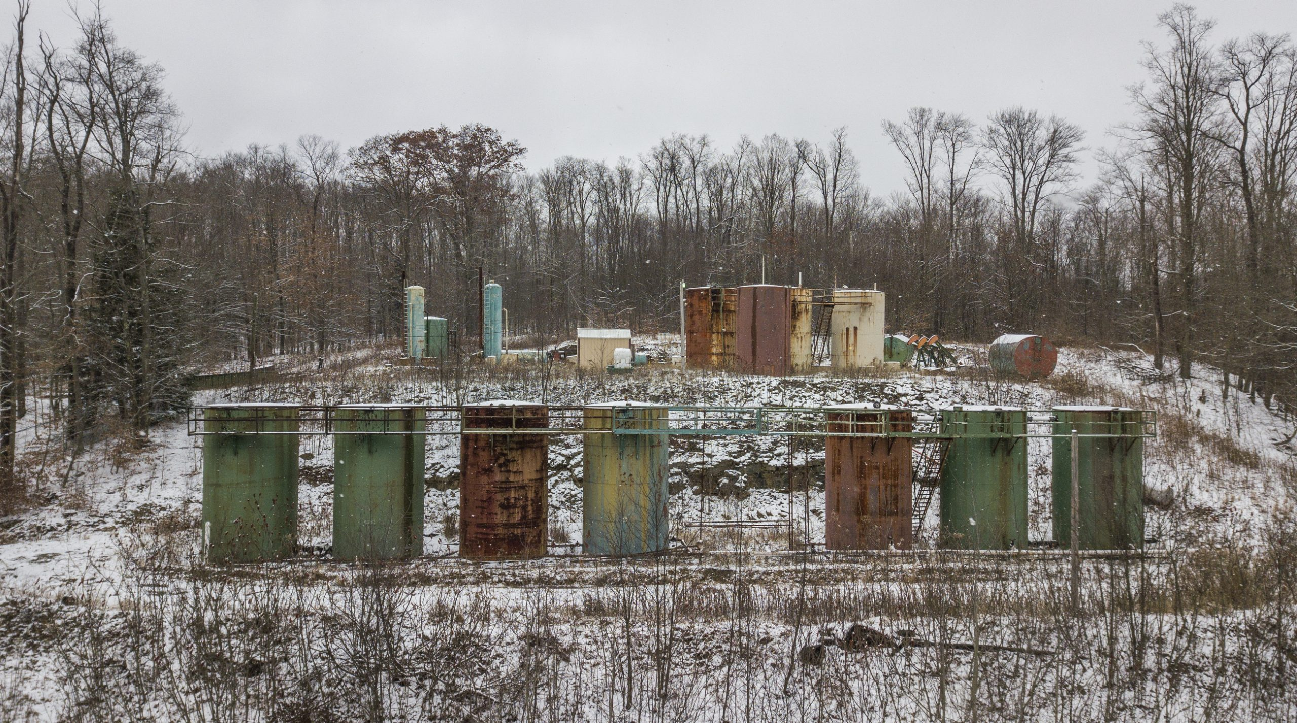 Abandoned Oil and Gas Wells Plugging Could Help Environment