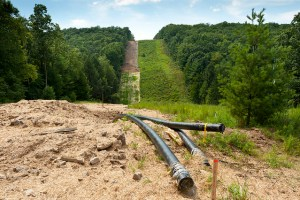 Property Owners Sold off their Natural Gas Pipeline Rights