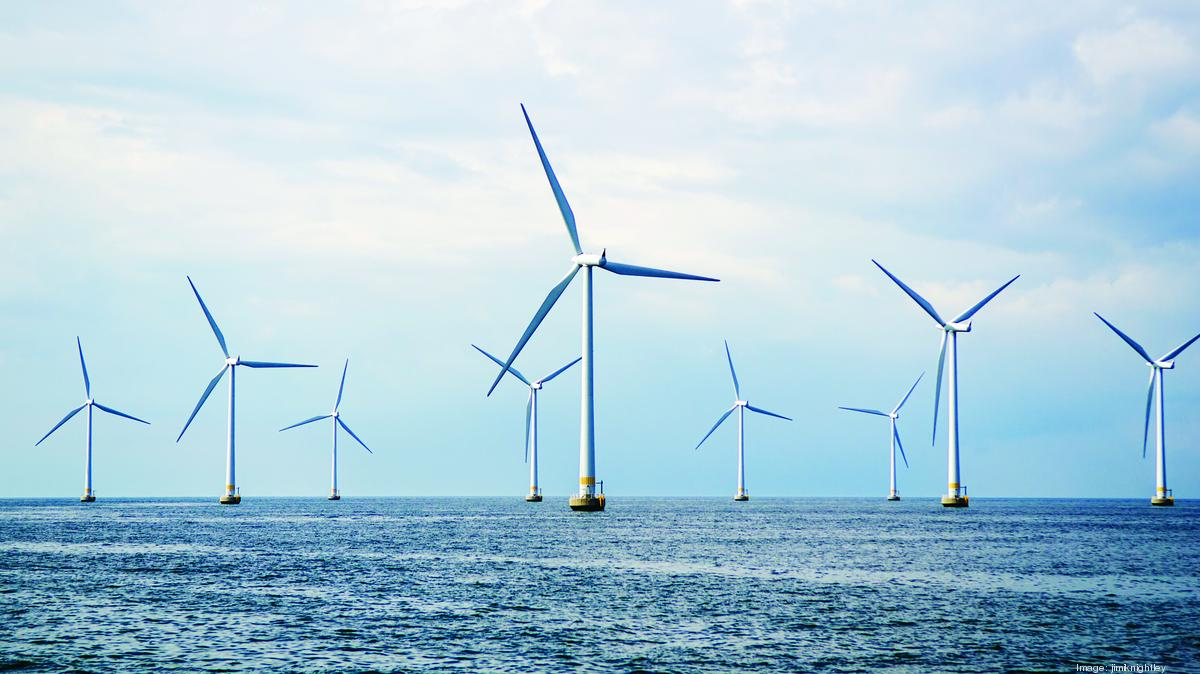 Oregon to get Offshore Wind Farms