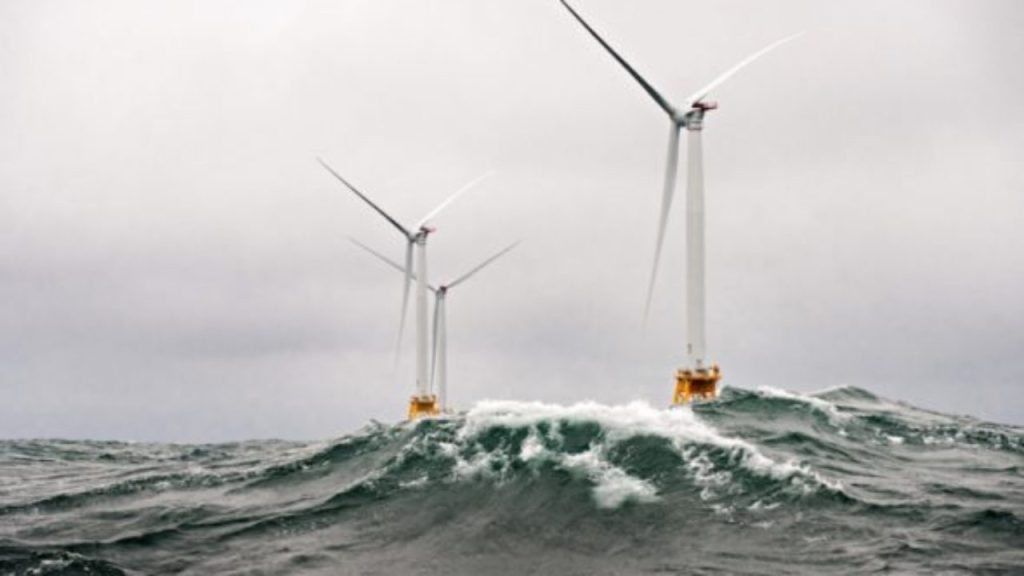A Solar Energy Company Suing the First Offshore Wind Project