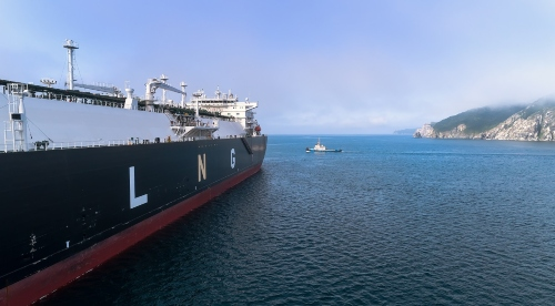 US Liquefied Natural Gas Exports Grow in the First Half