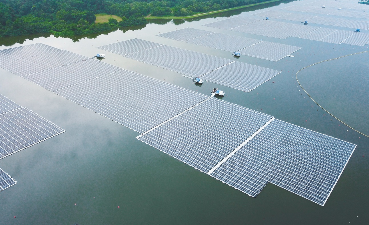 Ponds & Reservoirs to Display Solar Panels in Massachusetts