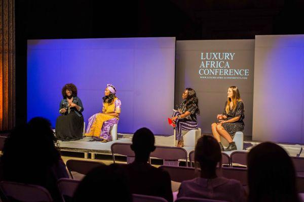 Africa Fashion Week _ New York