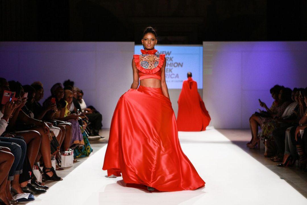 Africa Fashion Week – New York 2015