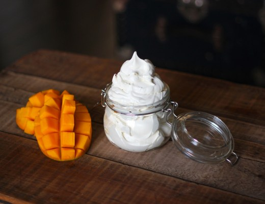 Whipped Mango-Shea butter