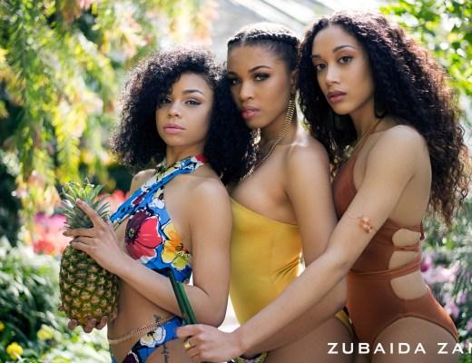 ZUBAIDA ZANG - New Swimwear