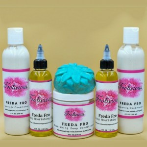 Freda Fro Complete Hair care System