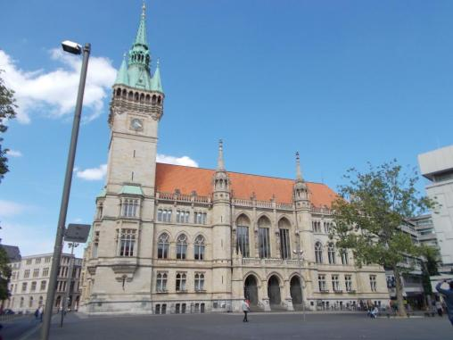 Town Hall (or Rathaus)