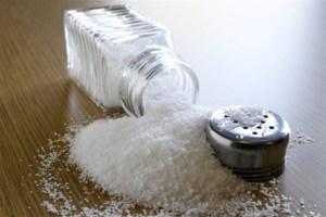 Соль , лечение солью .