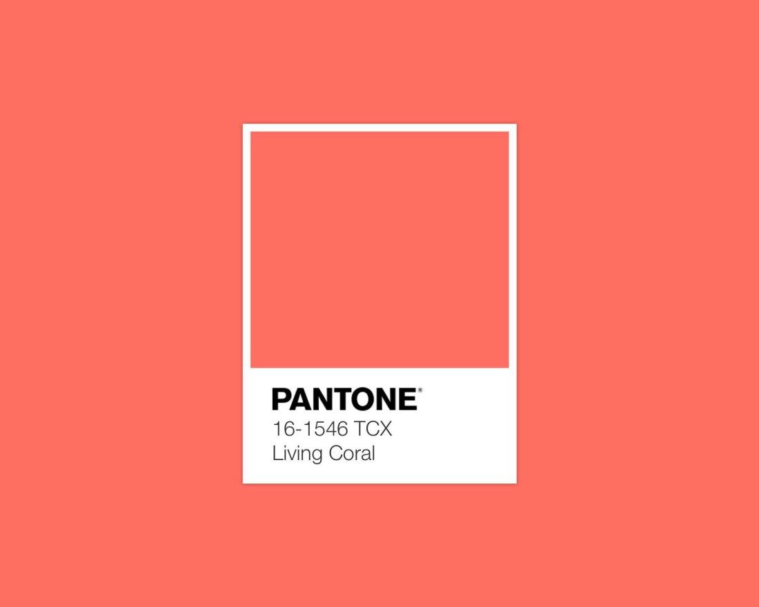 Bits'n' Pièces #4: Pantone Living Coral