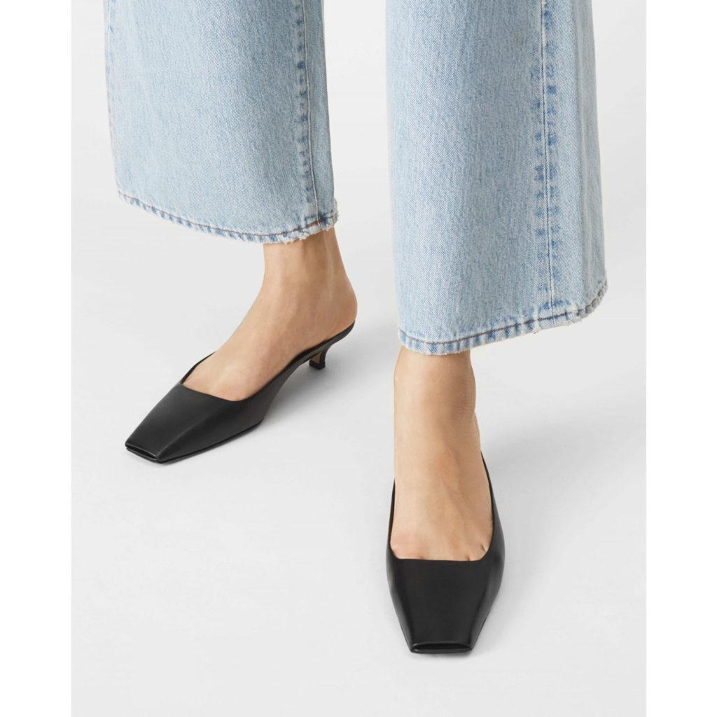 Square Toe: Schuhe von Toteme