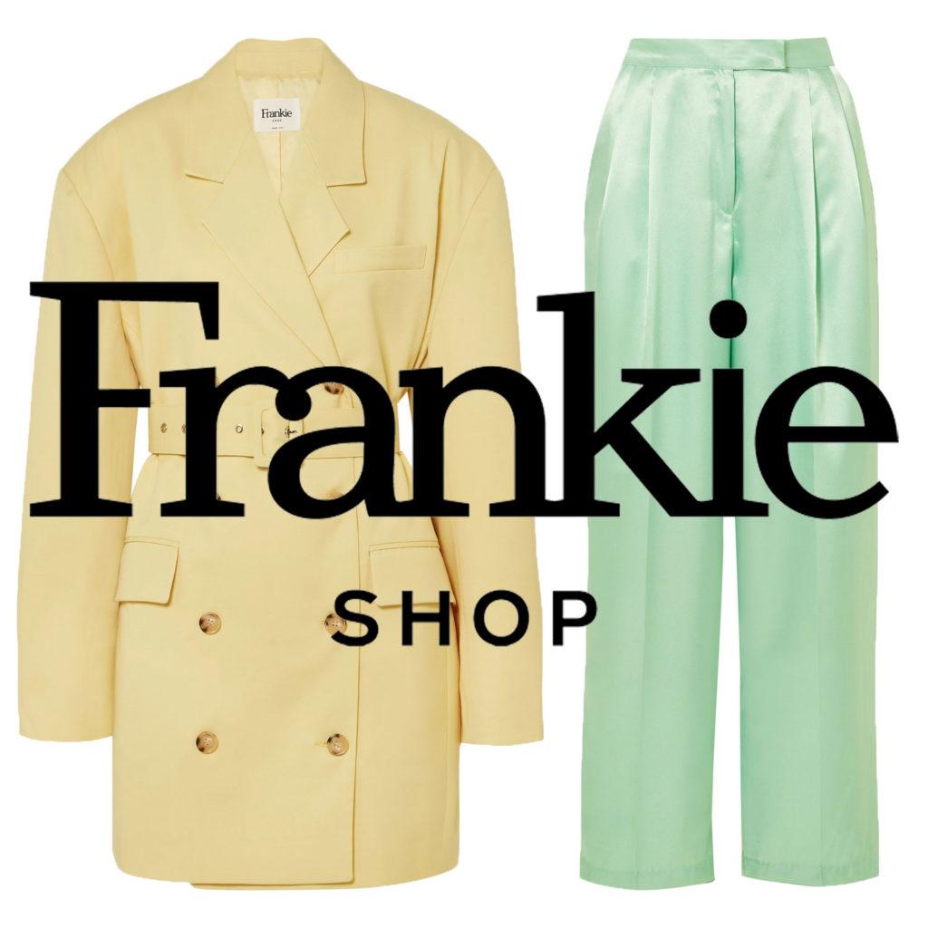 Bits'n'Pieces: The Frankie Shop