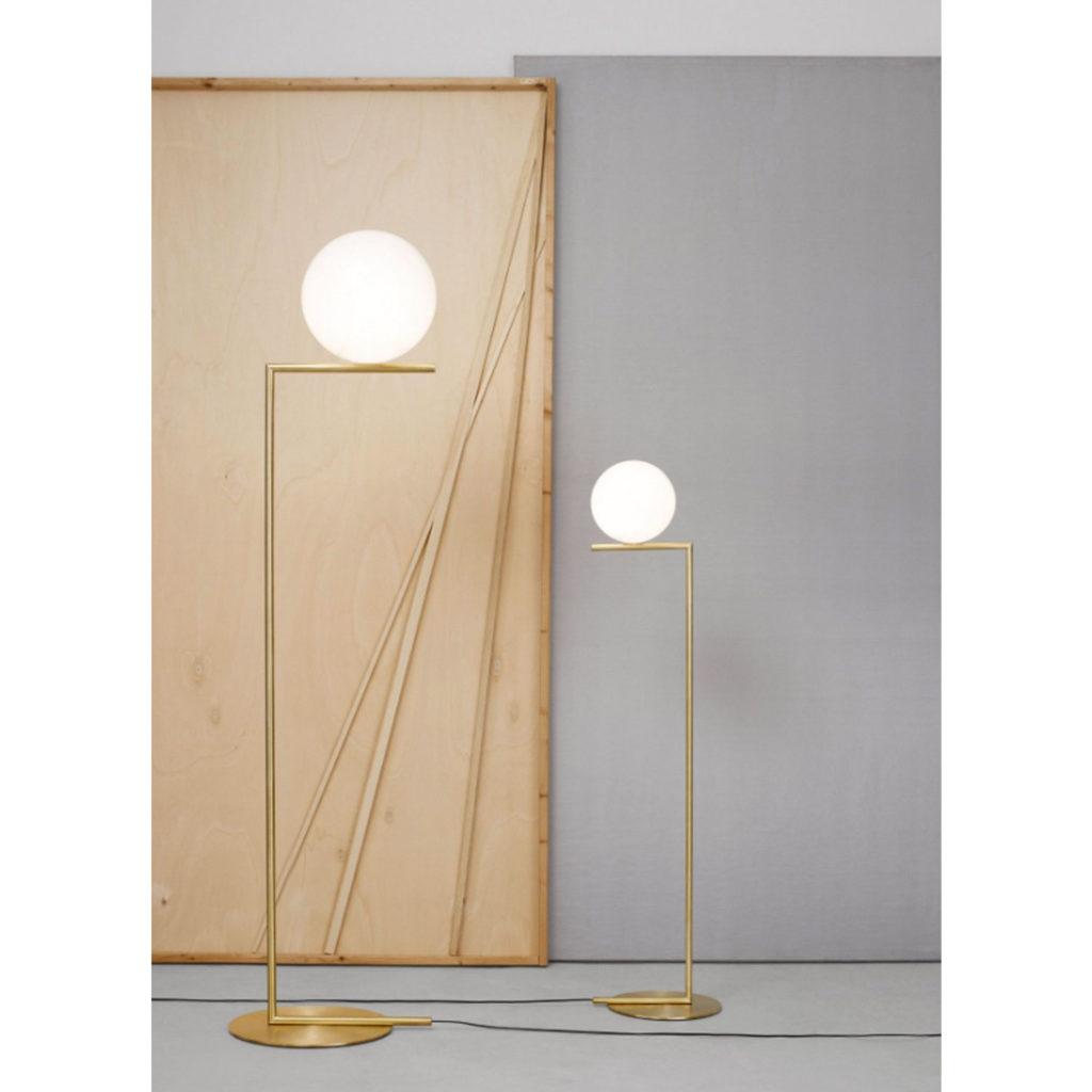 Investment-Pieces: Stehlampe von Flos