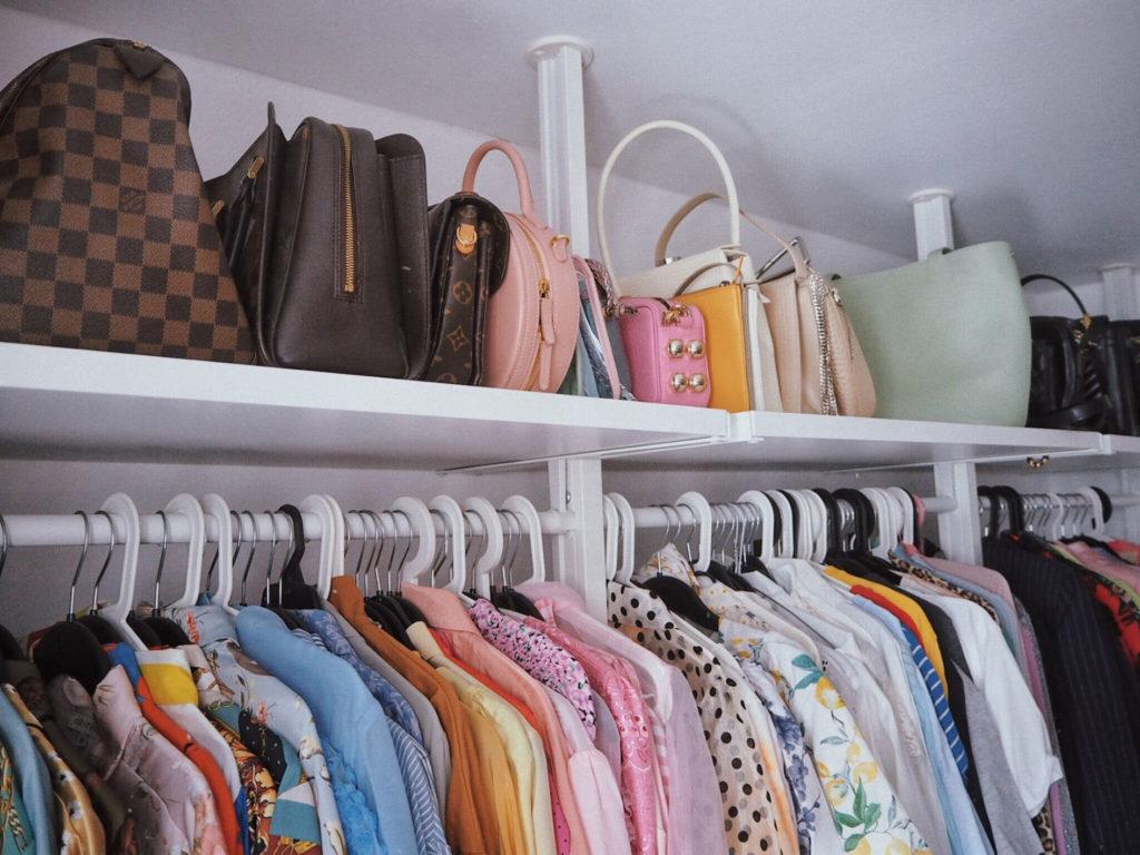 Wohnungs-Update: Das Kleiderzimmer