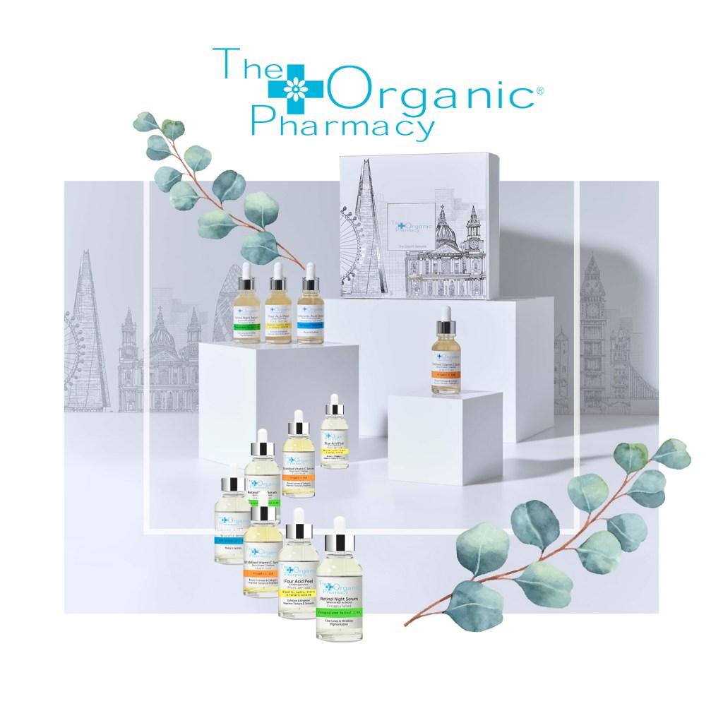Adventsverlosung: The Organic Pharmacy