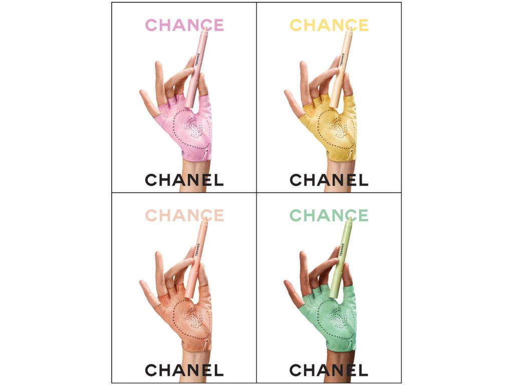 Bits'n'Pieces: Chanel Crayons de Parfum