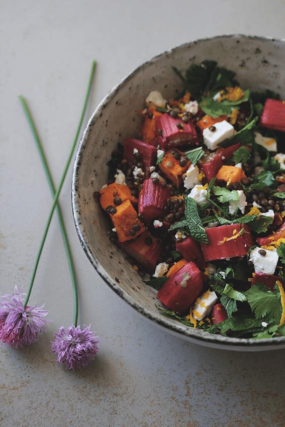 rhubarb-lentil-salad-3