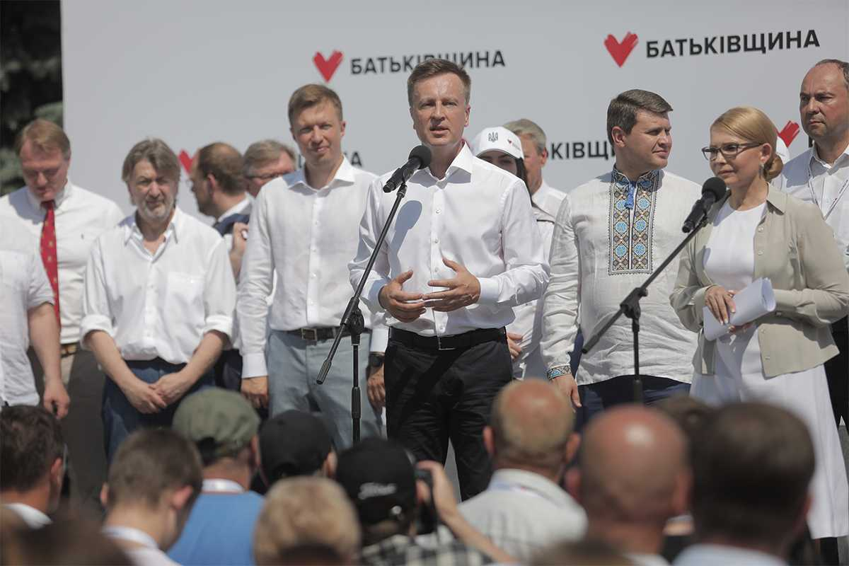 Портфель для Тимошенко и должность в СБУ. На что рассчитывает «Батькивщина» по итогам выборов