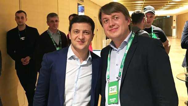 Соратник Зеленського Герус працює на Кремль — Москаль