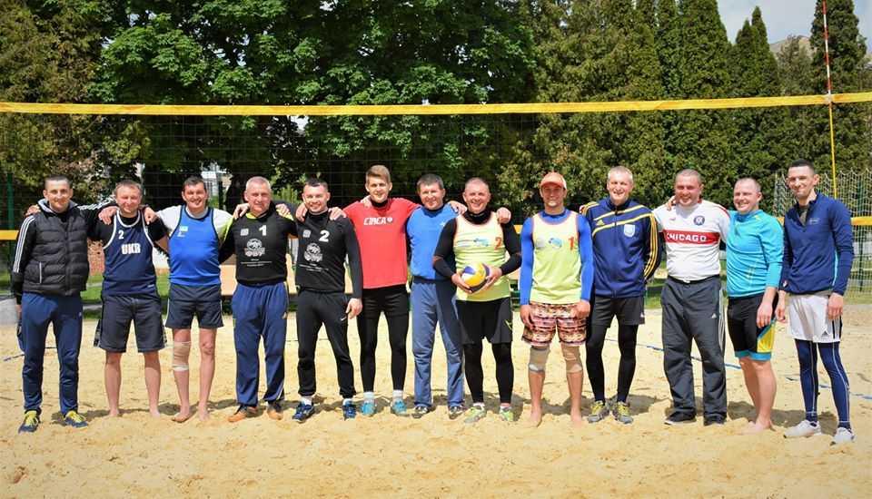 В Шостці відкрили сезон пляжного волейболу — Ігор Молоток