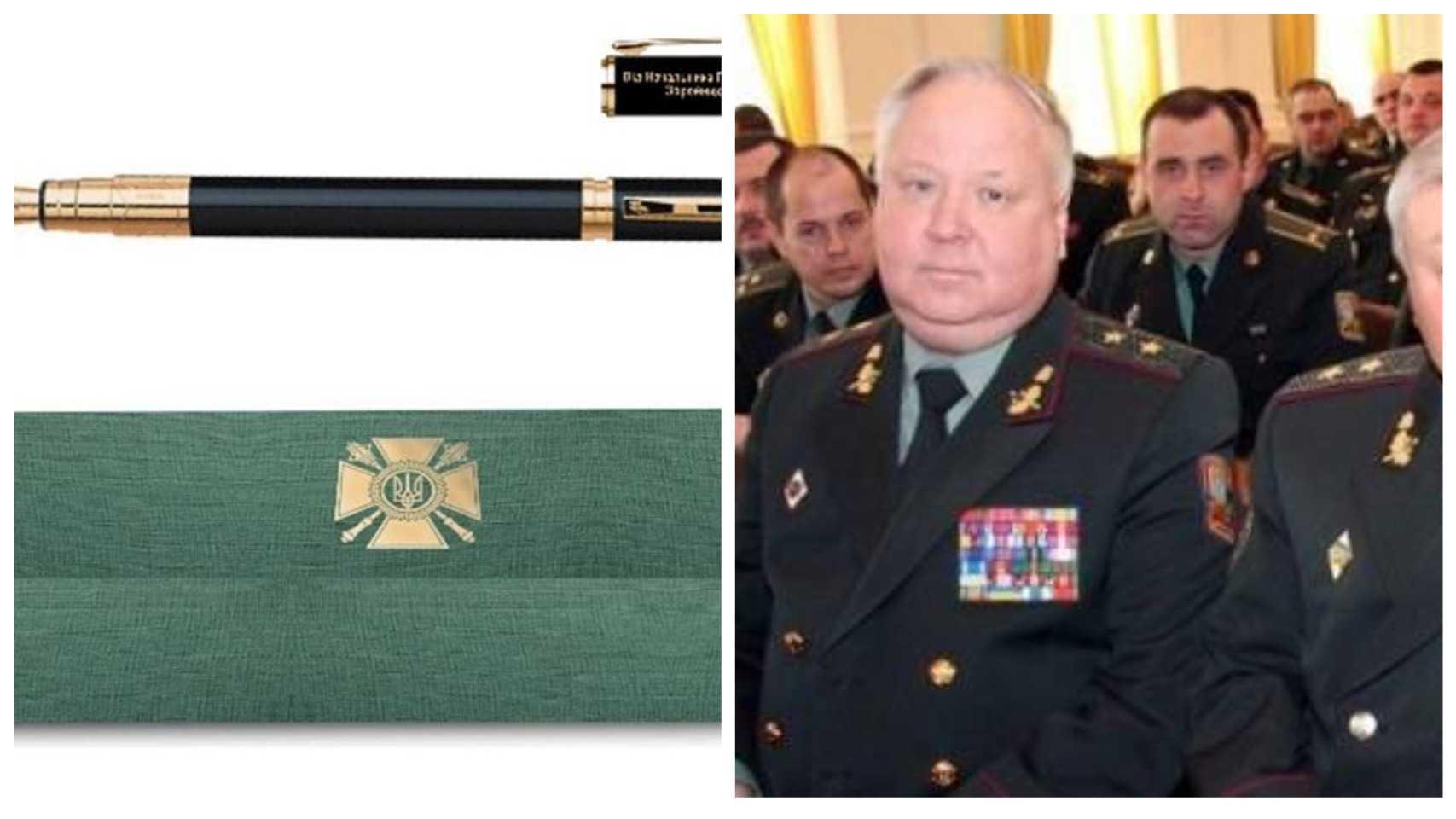 Переплата у 200%: Генштаб закупив для ЗСУ елітні ручки Parker по $300 за кожну