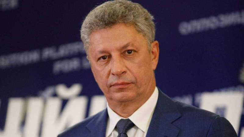 Юрий Бойко купил «Слугу народа» в Луганской области. Регионалы идут во власть под новым брендом