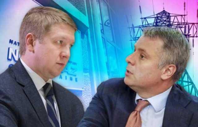 Бліц-криг з Нафтогазом: Як Коболєва поміняли на Вітренка і чим все закінчиться