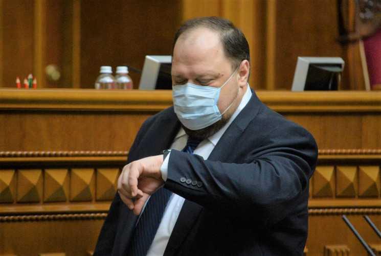 Розпуск Ради, і дискусійний Разумков: Про що сказав і не сказав віце-спікер Стефанчук