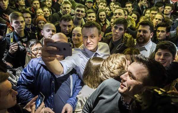 Тепер їх можна розстрілювати при затриманні: у Росії штаби Навального внесли до переліку терористів і екстремістів