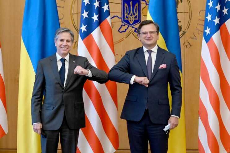 Візит Блінкена і Нуланд в Україну: Фоторепортаж