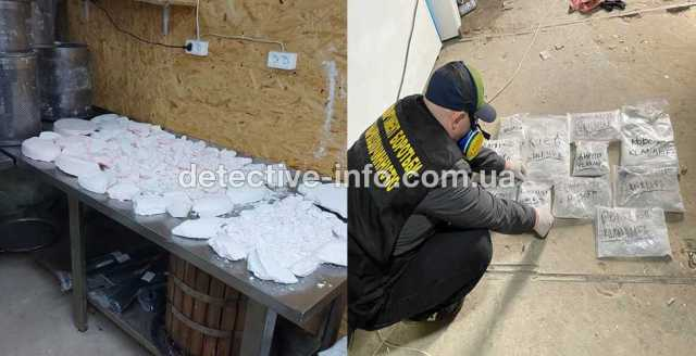 Викритий в Дніпрі наркозавод працював під патронатом злодія в законі Умки (доповнено)
