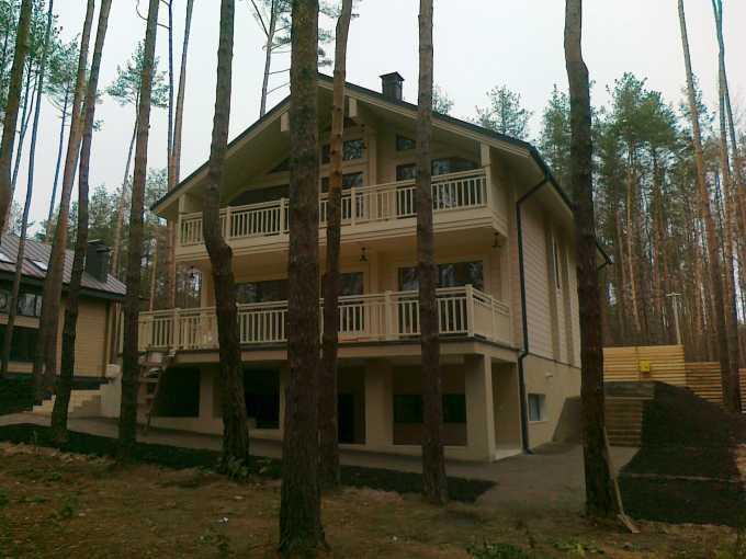 3 причины купить деревянные дома под ключ и наслаждаться экологичностью постройки