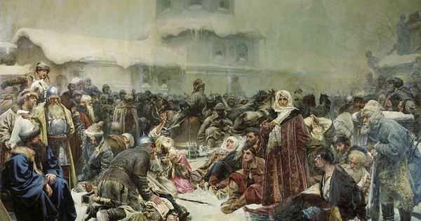 Россия: цивилизация несвободы
