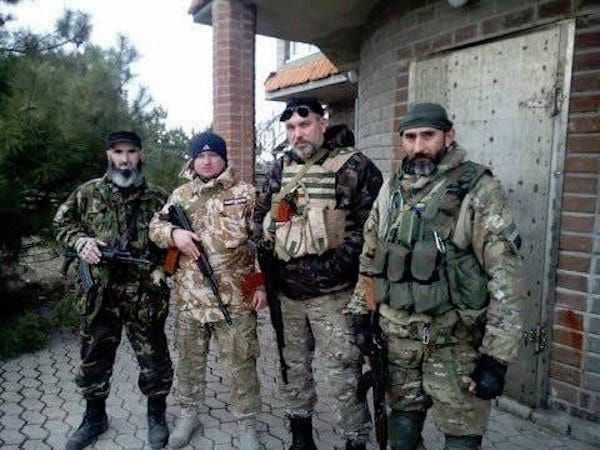 В список «воров в законе» внесли воюющих за Украину чеченцев, чтобы выдать их России