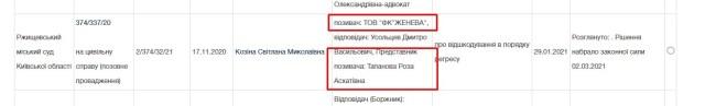 Заговор нотариусов. Андрей Довбенко и люди Ермака выбивают долги